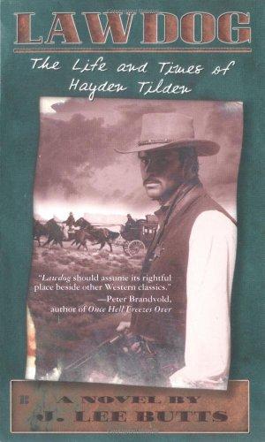 9780425182185: Lawdog: The Life and Times of Hayden Tilden
