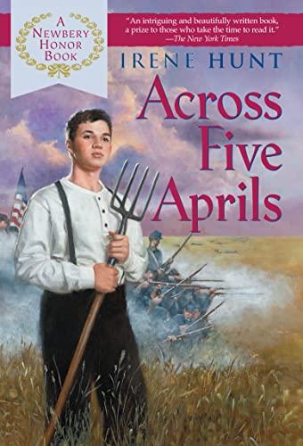 9780425182789: Across Five Aprils