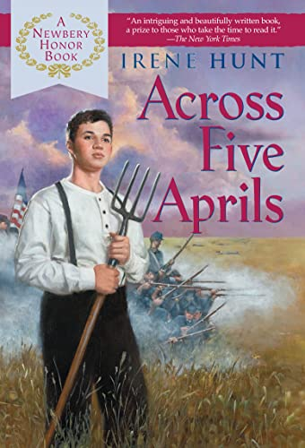 9780425182789: Across Five Aprils