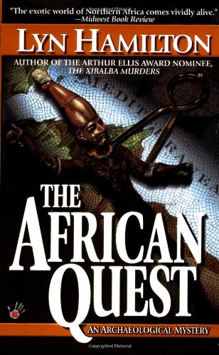 9780425183137: The African Quest (Archaeological Mysteries, No. 5)
