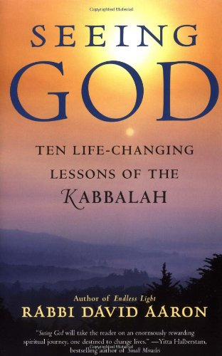 9780425183205: Seeing God: Ten Life Changing Lessons of the Kabbalah