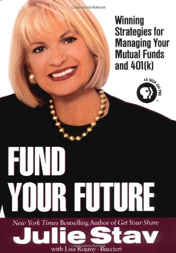 9780425183618: Fund your Future: Winning Strategies for Managing your Mutual Funds