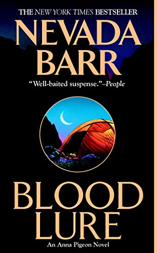Blood Lure (Anna Pigeon): Barr, Nevada