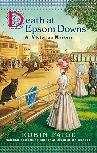 9780425183847: Death at Epsom Downs (A Victorian Mystery)