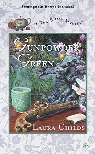 Gunpowder Green - a Tea Shop Mystery