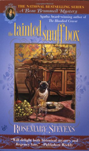 9780425184417: The Tainted Snuff Box (Beau Brummell Mysteries)