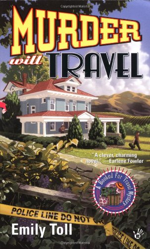9780425184530: Murder Will Travel (Booked for Travel Mysteries #1)
