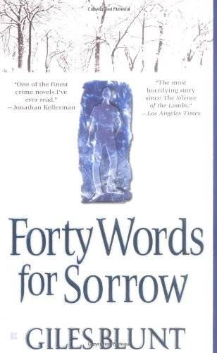 9780425185162: Forty Words for Sorrow