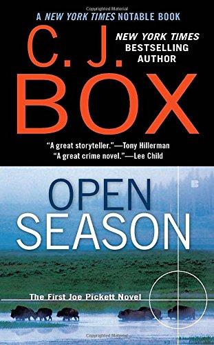 9780425185469: Open Season