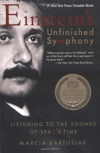 9780425186206: Einstein's Unfinished Symphony: Listening to the Sounds of Space-Time