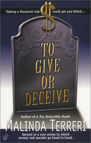 9780425186916: To Give or Deceive