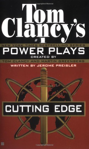 Cutting Edge (Tom Clancy's Power Plays, Book: Clancy, Tom; Preisler,