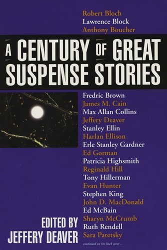 9780425187579: A Century of Great Suspense Stories