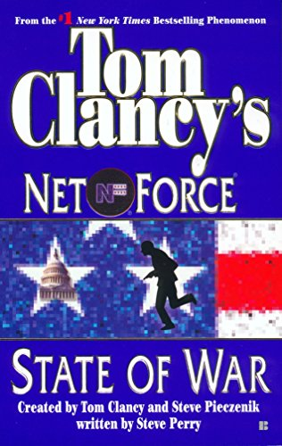 9780425188132: State of War (Tom Clancy's Net Force, Book 7)