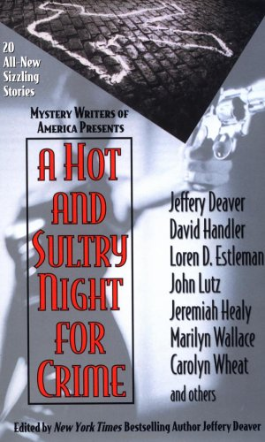 9780425188392: A Hot and Sultry Night for Crime