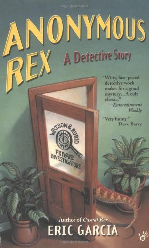 9780425188880: Anonymous Rex: A Detective Story
