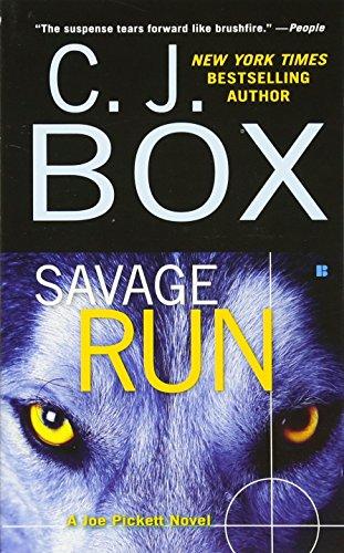 9780425189245: Savage Run: a Joe Pickett Novel