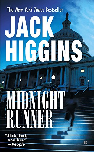 Midnight Runner (Sean Dillon): Jack Higgins