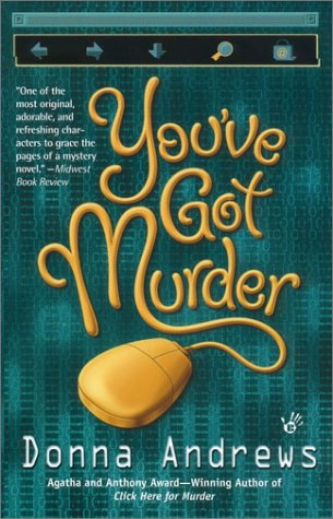 9780425189450: You've Got Murder (Turing Hopper, No 1)