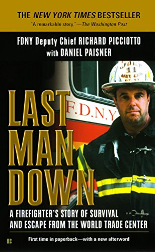 9780425189887: Last Man Down: A Firefighter's Story of Survival and Escape from the World Trade Center