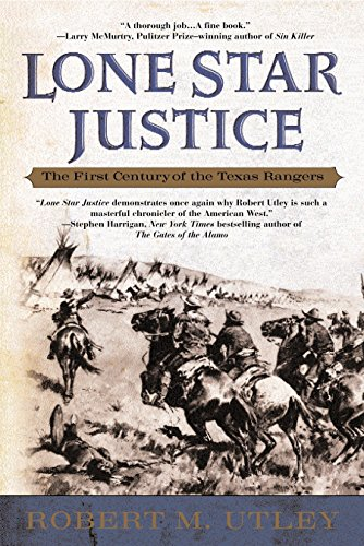 9780425190128: Lone Star Justice: The First Century of the Texas Rangers