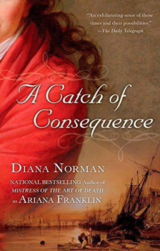 9780425190159: A Catch of Consequence (Makepeace Hedley)