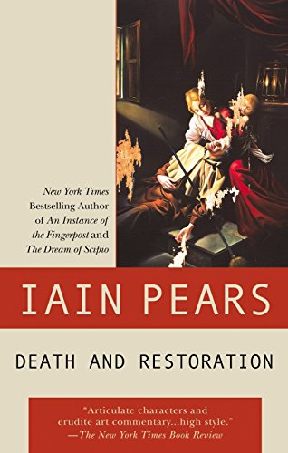 9780425190425: Death and Restoration (Art History Mystery)
