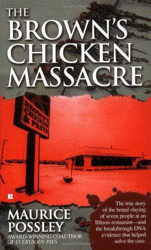 9780425190852: The Brown's Chicken Massacre (Berkley True Crime)