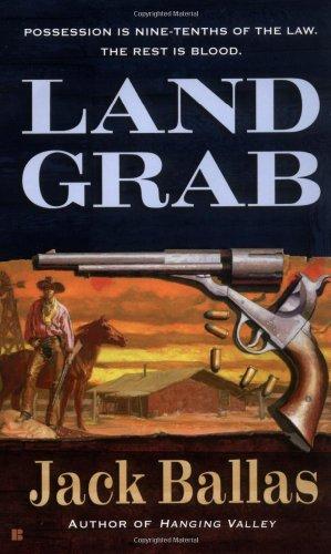 9780425191132: Land Grab