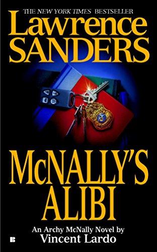 9780425191194: Lawrence Sanders McNally's Alibi (Archy McNally)