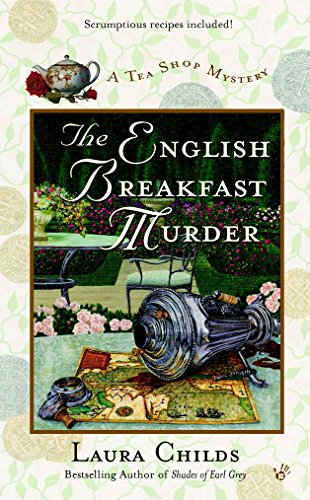 9780425191293: The English Breakfast Murder
