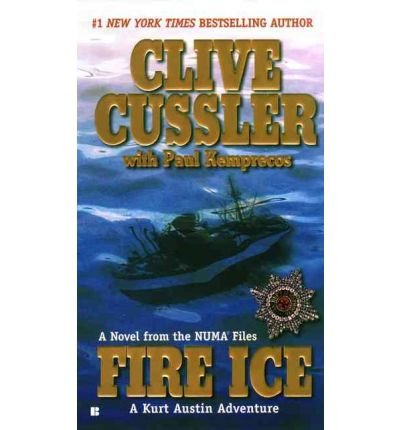 9780425191637: [Fire Ice] [by: Clive Cussler]