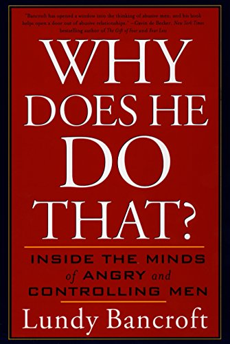 9780425191651: Why Does He Do That: Inside the Minds of Angry and Controlling Men