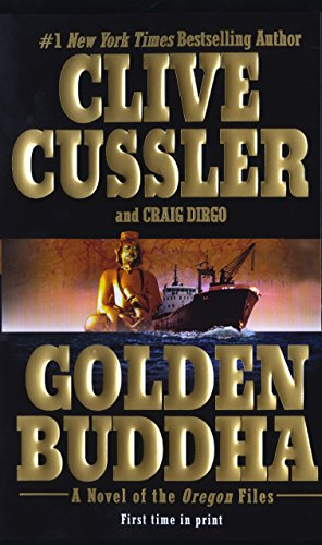 9780425191729: Golden Buddha (Oregon Files)