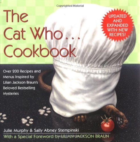 9780425191811: The Cat Who...: Cookbook