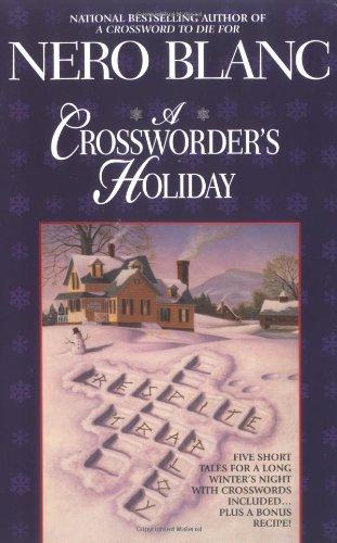9780425192603: A Crossworder's Holiday (Crossword Mysteries)