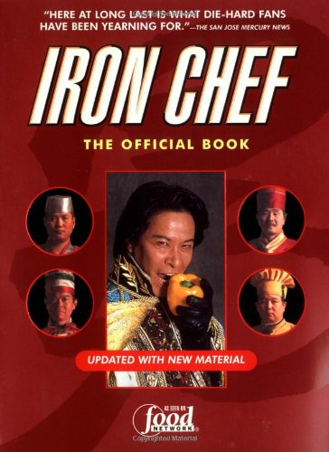 Iron Chef : The Official Book
