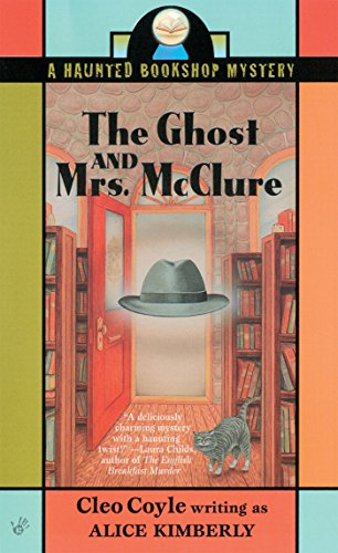 9780425194614: The Ghost and Mrs. McClure (Haunted Bookshop Mystery)