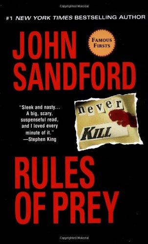 Rules of Prey: Sandford, John