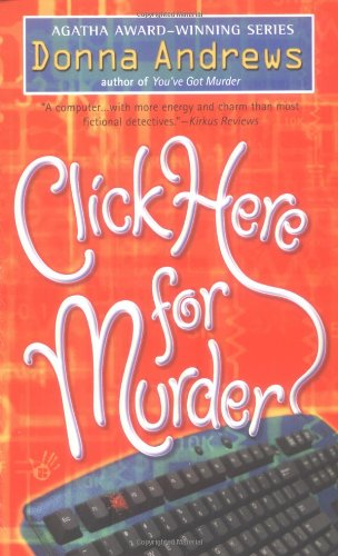 9780425195291: Click Here for Murder (A Turing Hopper Mystery)