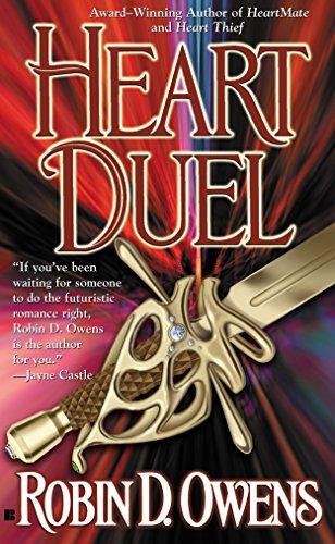 Heart Duel (Celta's HeartMates, Book 3): Owens, Robin D.