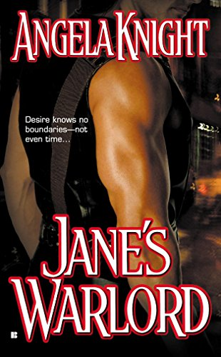 Jane's Warlord (Berkley Sensation)