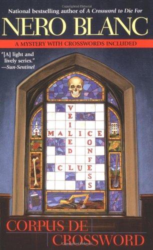 9780425196885: Corpus de Crossword (Crossword Mysteries)