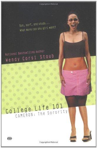 9780425197271: College Life 101: Cameron: The Sorority
