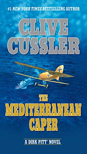 9780425197394: The Mediterranean Caper (Dirk Pitt Adventure)