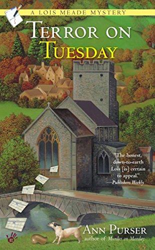 9780425197530: Terror on Tuesday (Lois Meade Mystery)