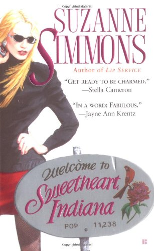 Sweetheart, Indiana (Berkley Sensation): Simmons, Suzanne