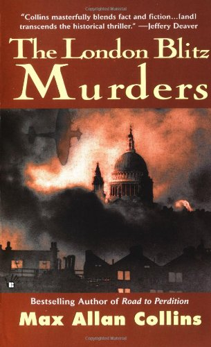 9780425198056: The London Blitz Murders