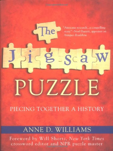 9780425198209: The Jigsaw Puzzle: Piecing Together a History