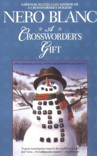 9780425198230: A Crossworder's Gift (Crossword Mysteries)
